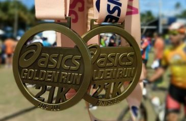 Asics Golden Run