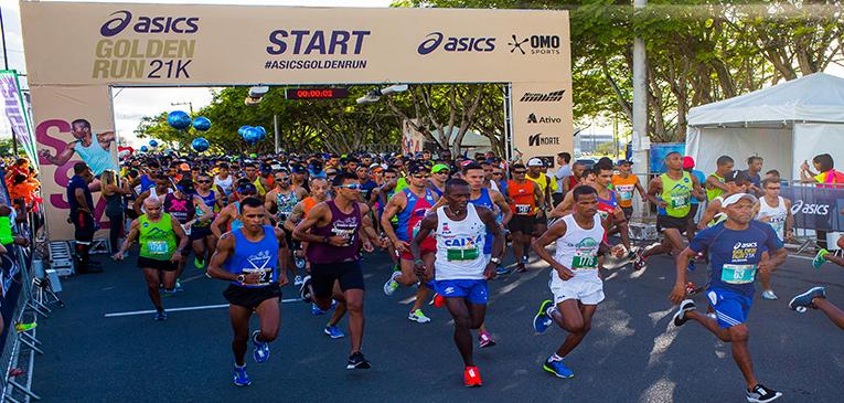 Salvador abre a ASICS Golden Run 2018