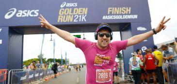 ASICS Golden Run Brasilia