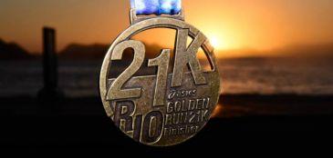 Asics Golden Run Rio de Janeiro