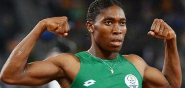 Ultimato para Semenya: IAAF limita nível de testosterona para atletas do sexo feminino