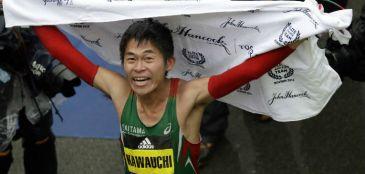 Os bastidores da incrível vitória de Yuki Kawauchi na Maratona de Boston