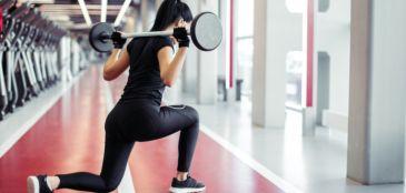 Veja quais exercícios investir na academia para fortalecer para correr