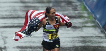 Como período sabático ajudou Desiree Linden a vencer em Boston