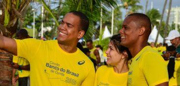 3 mil correm no Circuito Banco do Brasil em Salvador