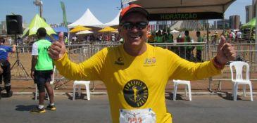 Sonho americano: mineiro corre 14 maratonas em 24 dias nos EUA