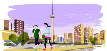 Maratona de Toronto