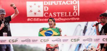 Fernanda Maciel vence ultramaratona de 110k na Espanha