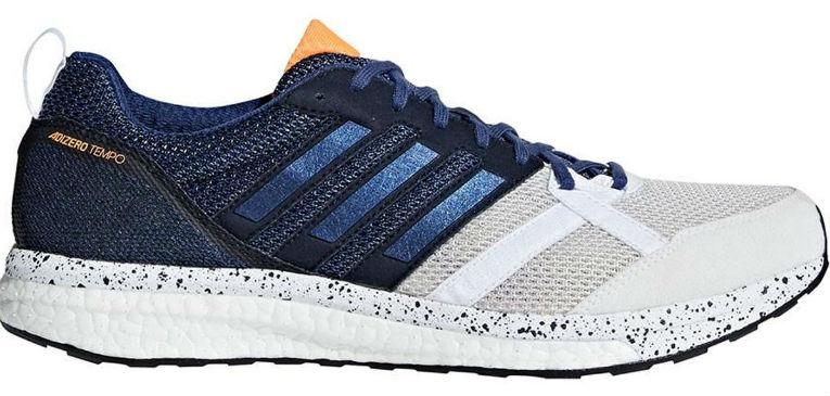 Adidas Adizero Tempo 9: performance e estabilidade
