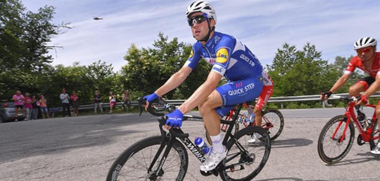 Max Schachmann vence 18ª  etapa do Giro d'Italia 2018