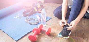 Veja dicas para treinar em casa preparado