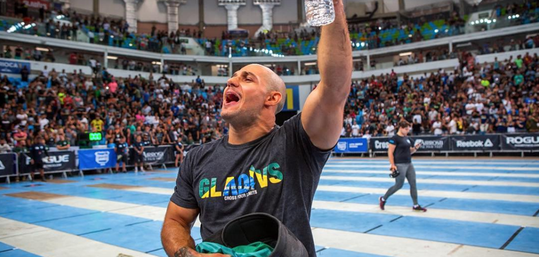 Pablo Chalfun rumo ao CrossFit Games 2018