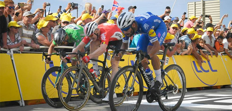 Divulgação Tour de France