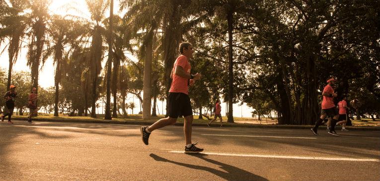 Corrida Venâncio pela Saúde reúne 5mil no RJ