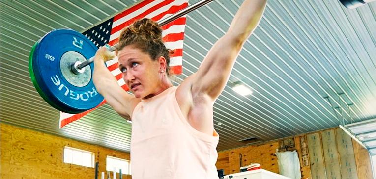 Tia-Clair Toomey deve treinar com Rich Froning em 2019