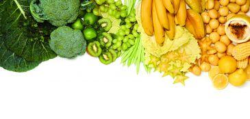 A relação entre as cores dos alimentos e as estações do ano na nossa saúde