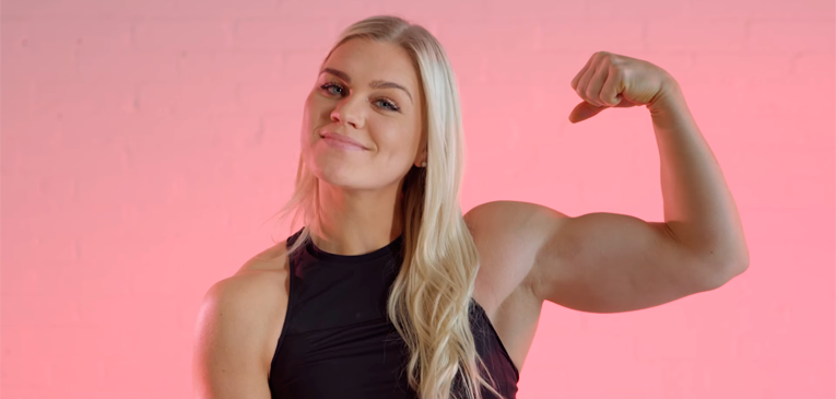 7 coisas para não dizer para uma atleta de crossfit