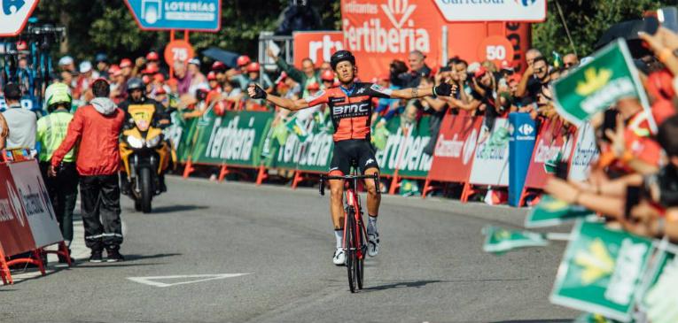 Italiano leva etapa mais longa da Vuelta