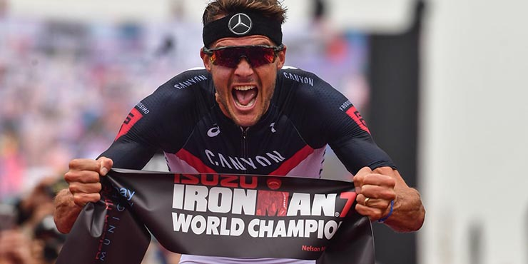 Photo: Donald Miralle/Getty for IRONMAN