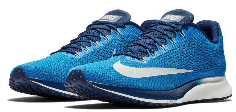 Ofuscado, Nike Zoom Elite 10 apresenta poucas mudanças