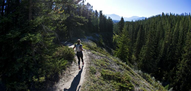 As diferenças de corrida de montanha, trail run e skyrunning