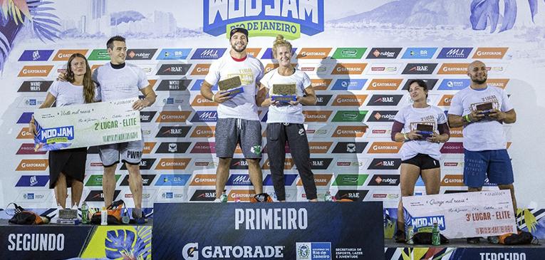 WOD JAM: maiores prêmios individuais do Brasil
