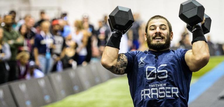 Dubai CrossFit Championship: como assistir