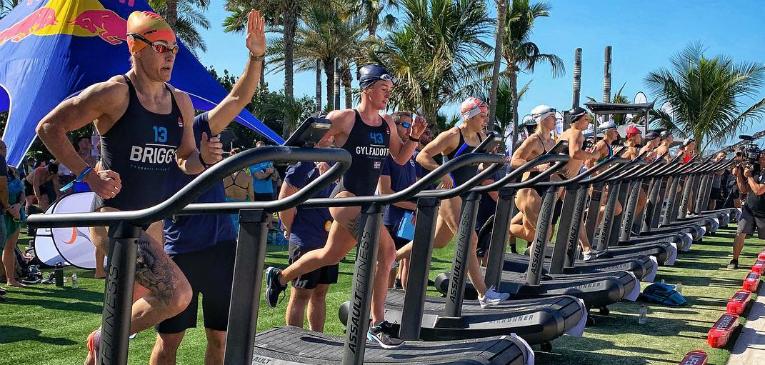 Dubai CrossFit Championship: Sam Briggs lidera 1º dia