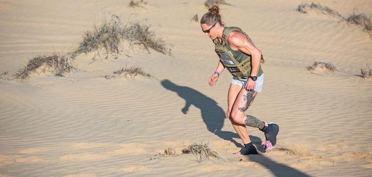 Dubai CrossFit Championship: Sam Briggs lidera 2º dia