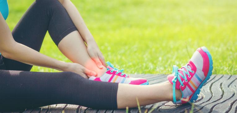 Entorse de tornozelo: a mais recorrente lesão dos corredores