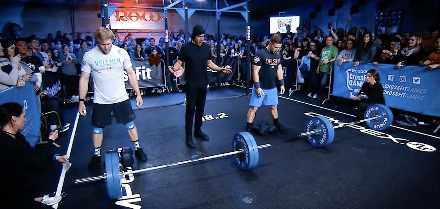 CrossFit Open 19.3: confira o workout completo