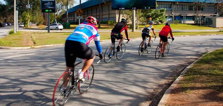 USP: ciclistas em horário restrito e com cadastro