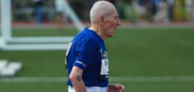 Atleta Roy Englert