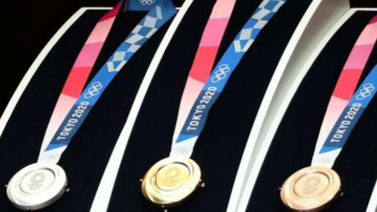 Medalhas das Olimpíadas de Tóquio 2020