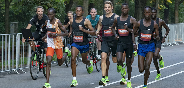 Bob Martin/London Marathon Events