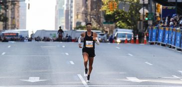 Fredison da Costa foi o melhor entre os brasileiros na Maratona de Nova York