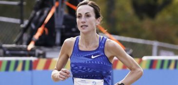 Sinead diver ny marathon