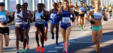 Sinead Diver Maratona de NY