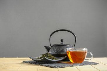beneficios do chá preto