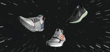 adidas star wars coleçao