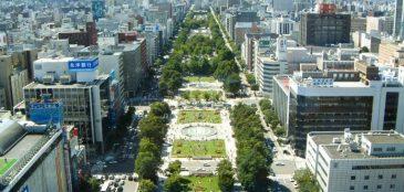 Parque Odori Sapporo