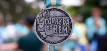 Medalha da Corrida do Bem