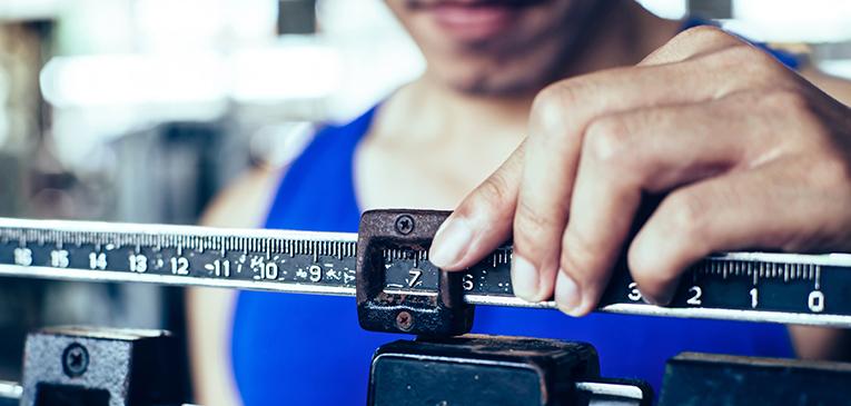 Janeiro, o mês de gordura extra até em atletas!