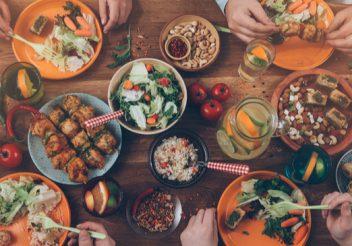Tendências alimentares saudáveis para 2020