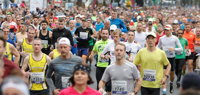Há vida além das Majors. As outras maratonas alemãs