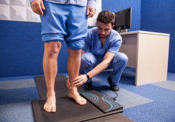 Baropodometria: teste avalia o tipo de pisada