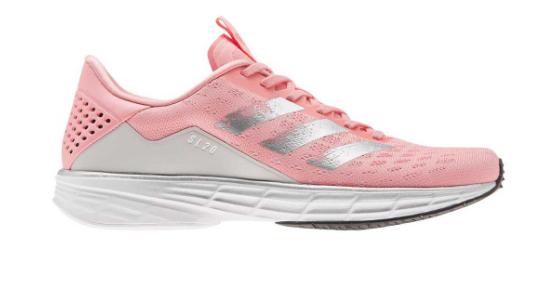 SL20 rosa e branco