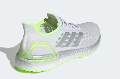 Adidas Ultraboost PB branco e verde