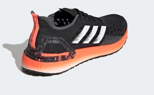 Adidas Ultraboost PB Preto e laranja
