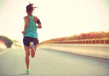 Como o corpo reage à pausa na corrida